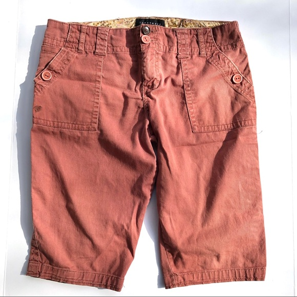 Sactuary Clothing LA brick long shorts size 30